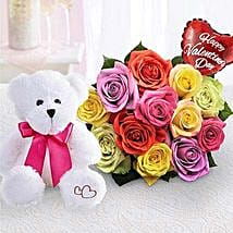 Assorted Roses For Romance: Best Selling Gifts in USA