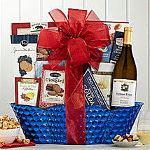 Barrel Hoops Chardonnay Bon Appetit: Mother's Day Gifts Hampers USA
