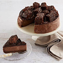 Brownie Cheesecake: Send Gifts to Detroit, USA