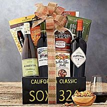 California Classic Gift Basket: Send Birthday Gifts to Philadelphia