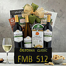 California Classic Gift Basket: Send Birthday Gifts to Irving