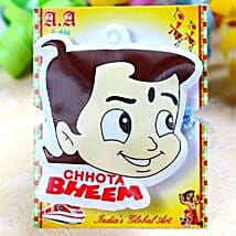 Chhota Bheem Kids Rakhi: Send Rakhi for Kids to USA