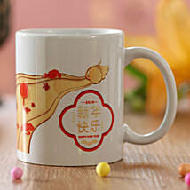 Chinese New Year Mug: Chinese New Year Gift Delivery in USA