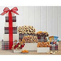 Chocolate and Sweets Tower: Send Fathers Day Gifts to USA