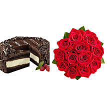 Chocolate Cheesecake and Roses: Cakes to Allentown
