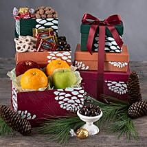 Chocolates And Fruits Combo: Send Chinese New Year Gifts to USA