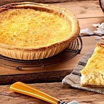 Coconut Custard Pie: Send Cakes to Cincinnati