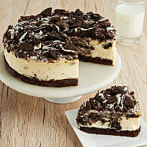 Cookies and Cream Cheesecake: Send Gifts for Her to USA
