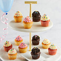 CRUMBS Mini Birthday Cupcakes: Send Cakes to Cincinnati