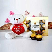 Cute Combo For U: Send Chocolates to USA
