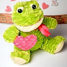 Cute Froggy Soft Toy: Send Soft Toys to USA