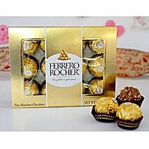 Delectable Rochers: Birthday Gifts to Baltimore