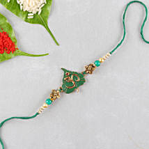 Divine Om Designer Rakhi: Rakhi to Madison