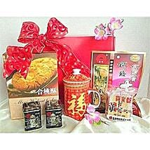 Empress tea Box: Chinese New Year Gift Delivery in USA
