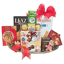 Enchanted Blossom: Chinese New Year Gifts to USA