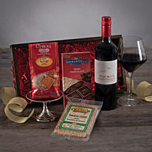 Flat Rock Cabernet Treat: Diwali Gifts to Seattle