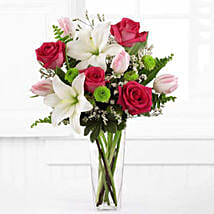 Floral Expressions: Same Day Anniversary Flowers for USA