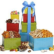 Gourmet Treats And Snacks: Dried Fruit Gift Baskets to USA