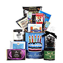 Happy Happy Birthday: Gift Basket Delivery in USA