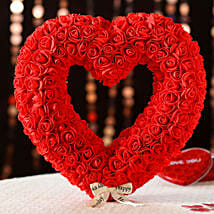 Heart Shaped Decor Item: Send Valentines Day Gifts to Jersey