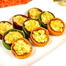 Jaybharat Dryfruit Cassata Roll: Send Sweets to Charlotte