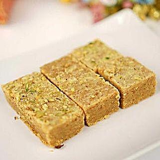 Jaybharat Mohan Thal Sweets: Send Bhai Dooj Gifts to USA