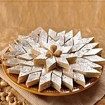 Kaju Barfi Haapiness: Sweet Delivery in USA