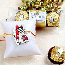 Kids Rakhi With Rocher: Send Rakhi for Kids to USA