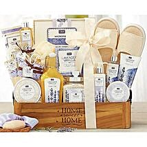Lavender Vanilla Spa Experience: Send Easter Gifts to USA