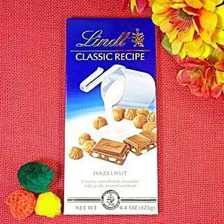Lindt Classic Hazelnut Choco Bite: Friendship Day Gifts to USA