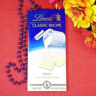 Lindt White Choco Magic: Valentine Chocolates to USA
