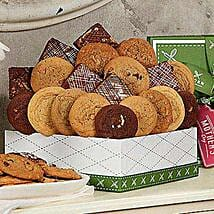 Mothers Day Cookie and Brownie Gift Collection: Send Mothers Day Gifts to USA