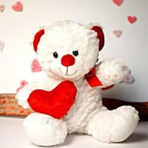 My Heart is 4 U Teddy Bear: Return Gift Delivery in USA