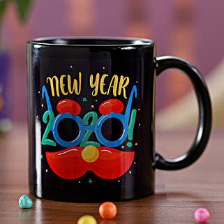 Quriky 2020 New Year Mug: Send New Year Gifts to USA