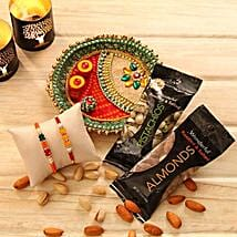 Rakhi Gift of health: Send Rakhi to Pittsburgh