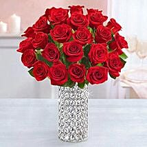 Roses With Sparkle: Valentine's Day Gift Delivery Chicago