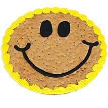 Smiley Cookie: Send Cakes to USA