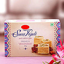 Soan Papdi 250 Grams  : Sweet Delivery in USA