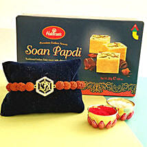 Soan Papdi Special Rakhi Celebration: Send Rakhi to USA