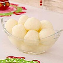 Spongy Haldiram Rasgulla Tin: Sweet Delivery in USA