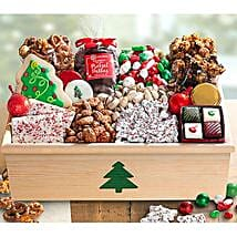 Sweet Christmas Surprise Crate: Send Thanks Giving Gifts to USA