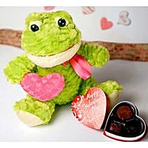 Sweet Froggy: Return Gifts to USA