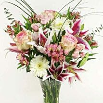Sweet Sentiment: New Born Flowers to USA