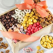 Sweets Gourmet Gift Basket: Send Father's Day Gifts to USA