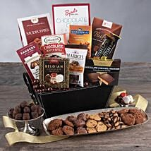 The Sweetness Of Chocolates: Gift Basket Delivery in USA