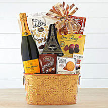 Veuve Clicquot Gift Basket: Send Gifts to Detroit, USA