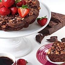 Viennese Coffee Chocolate Cake: Send Cakes to Santa Clara