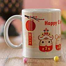 Year Of The Rat Mug: Chinese New Year Gift Delivery in USA